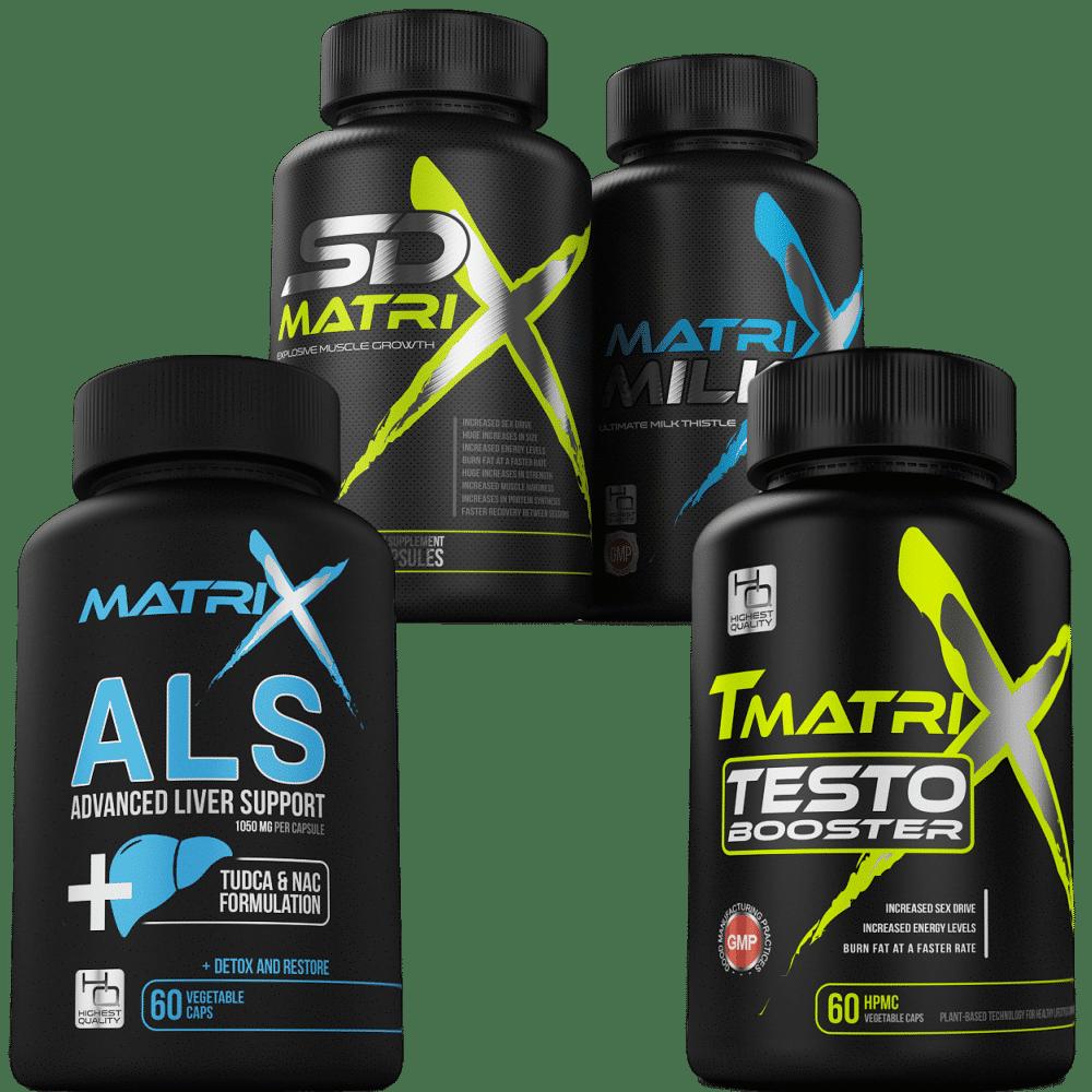 SD Matrix 4 Stack PCT & ALS