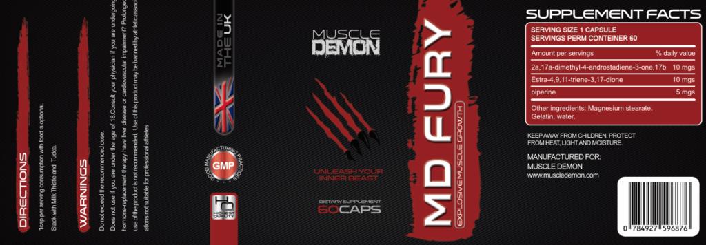 MD Fury