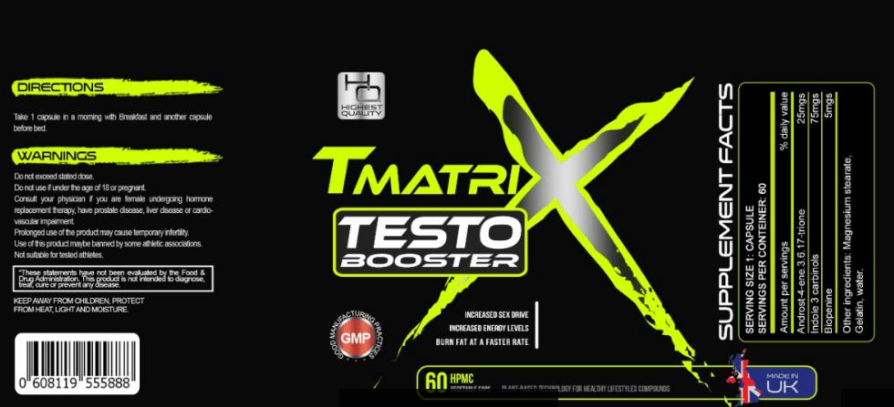 T matrix