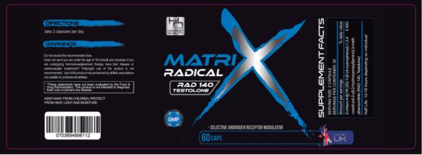 Radical - RAD140 Testolone Prescription