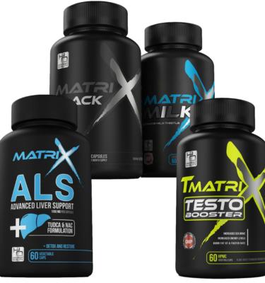 Matrix Black, Matrix Milk, T Matrix & ALS